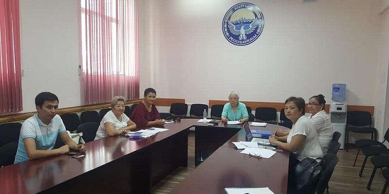Обсуждение Инициативы «Открытые данные о деятельности организаций здравоохранения», которая была представлена в Правительстве в рамках партнерства «Открытое Правительство».