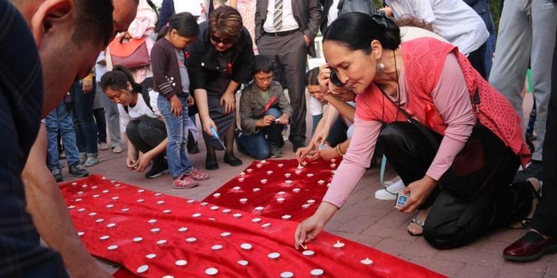 День памяти людей, умерших от СПИДа. Пресс-релиз